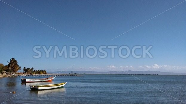 Boats In Venezuela - Symbiostock Express Demo