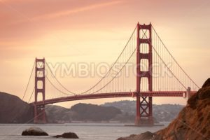 Golden Gate Bridge - Symbiostock Express Demo